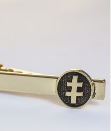 Ac de cravata - Cruce de Lorena