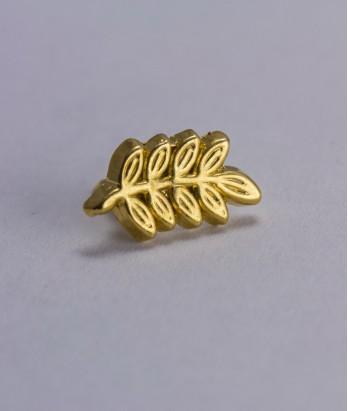Pin masonic - Acacia (var. 2)