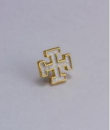 Pin masonic - Cruce alba (Grad 31)