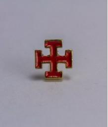 Pin masonic - Cruce cavaler Kadosh (Grad 30)