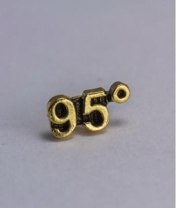 Pin masonic - Grad 95