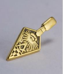 Pin masonic - Mistrie (var. 1)