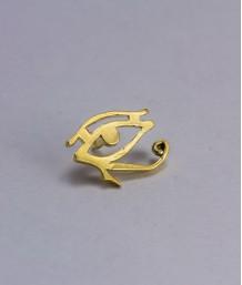 Pin masonic - Ochiul lui Horus (var. 1)