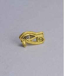 Pin masonic - Ochiul lui Horus (var. 2)