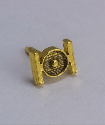 Pin masonic - Sf. Ioan (var. 1)